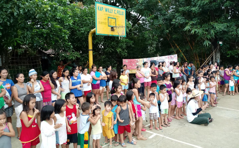 포항장성교회·달전제일교회 필리핀서 복음 전파 아이들.jpg