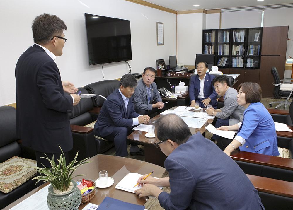 구미시의회 삼성전자 네트워크 사업부 이전 긴급 대책회의.jpeg