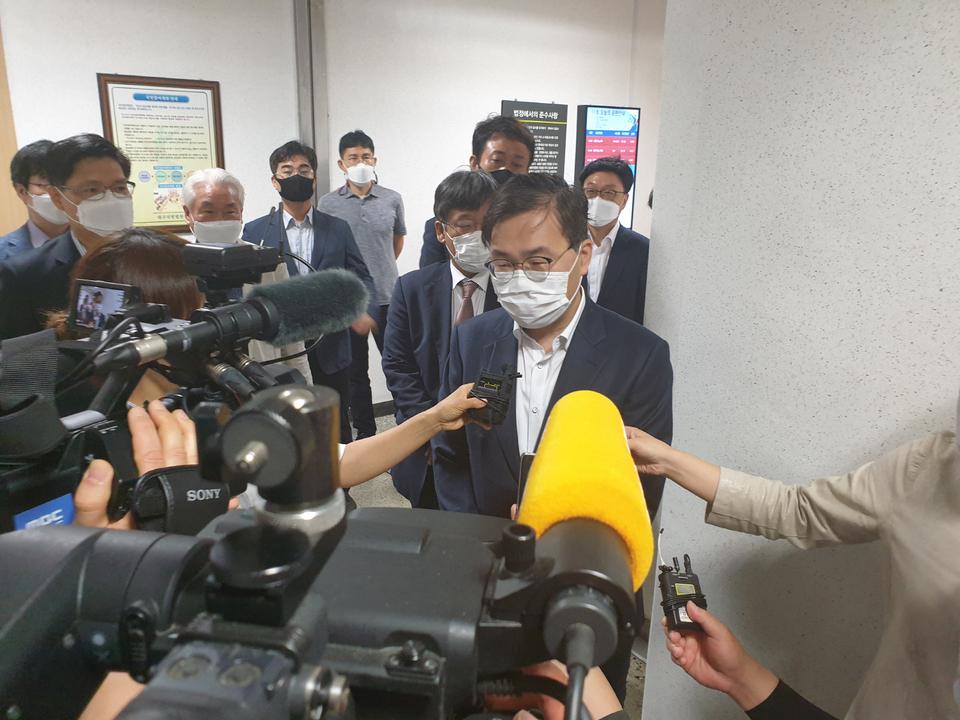 홍석준 국회의원, 항소심 벌금 90만원…의원직 유지