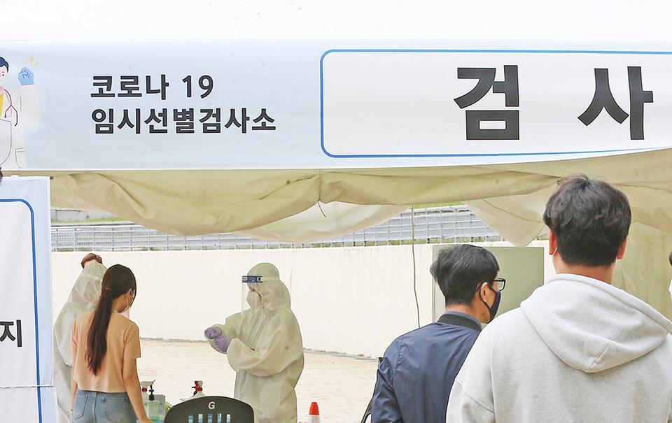 경주서 코로나19 확진자 3명 발생…8일 연속 국내감염자 발생