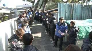 포항스틸러스 '2013 희망나눔, 사랑의 연탄' 행사