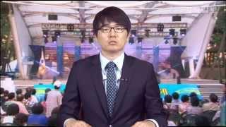 2014 송도해변축제 성황리에 개최 - 이강덕 포항시장, 도시디자인 현장 점검 나서