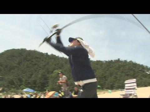 제1회 영덕군수배 전국 미소바다낚시대회 성황