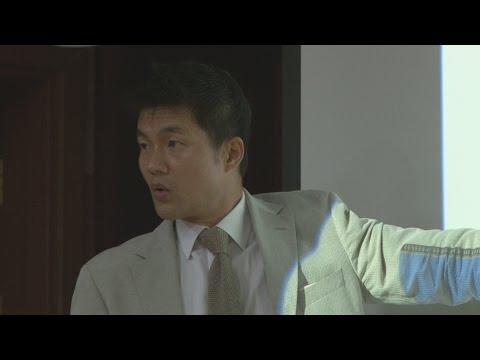 '호암상 수상' 김창진 UCLA교수, 대구과학고 특강