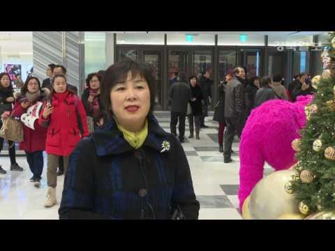 [영상] 대구신세계백화점 들여다봤습니다