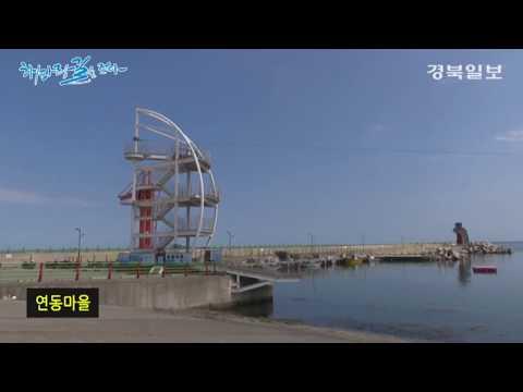 [해파랑길을 걷다] 4. 감포척사길 ~ 포항 두원리 구간