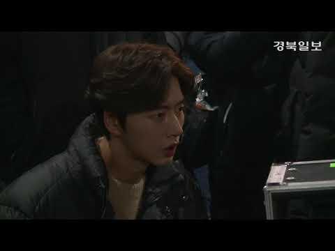 [영상]박해진·나나 주연 '사자' 대구 간담회 및 첫 촬영현장 공개