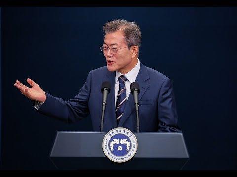[영상] 문재인 대통령 '2차 남북정상회담' 결과 발표