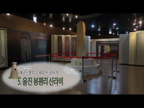 [대구·경북 문화유산 답사기2] 5. 울진 봉평리 신라비