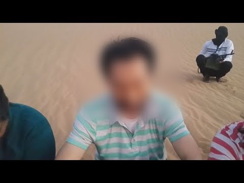 [영상]리비아서 한국인 1명 무장세력에 피랍 27일째…청해부대 파견