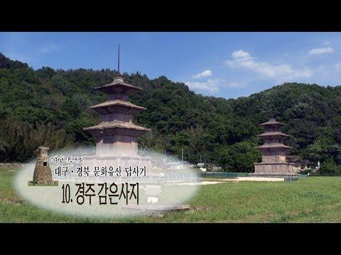 [대구·경북 문화유산 답사기2] 10. 경주 감은사지
